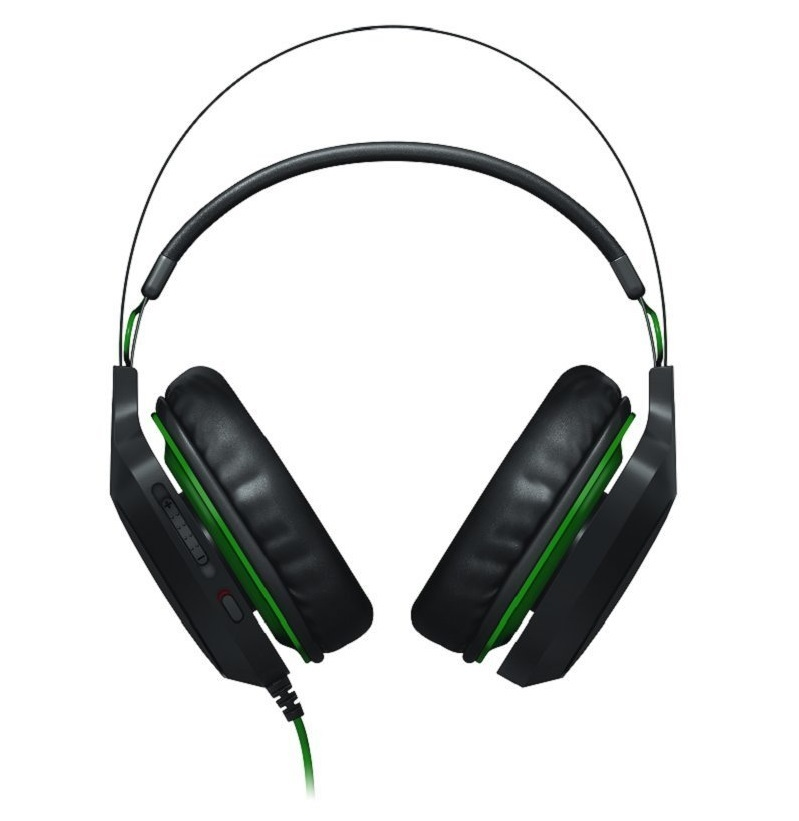 Razer Electra V2 Gaming Headset (Black) for PC image