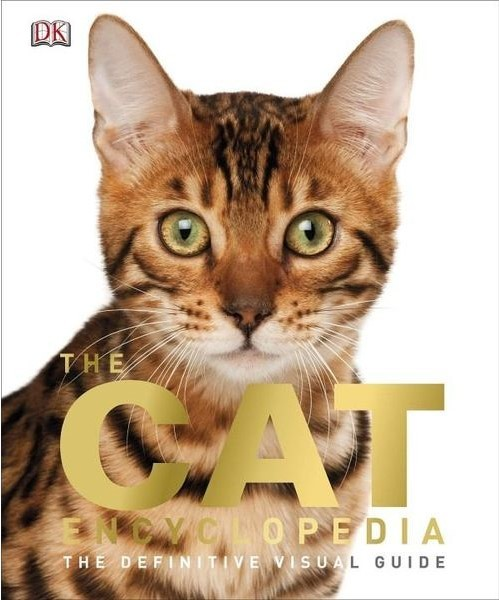 Cat Encyclopedia by DK