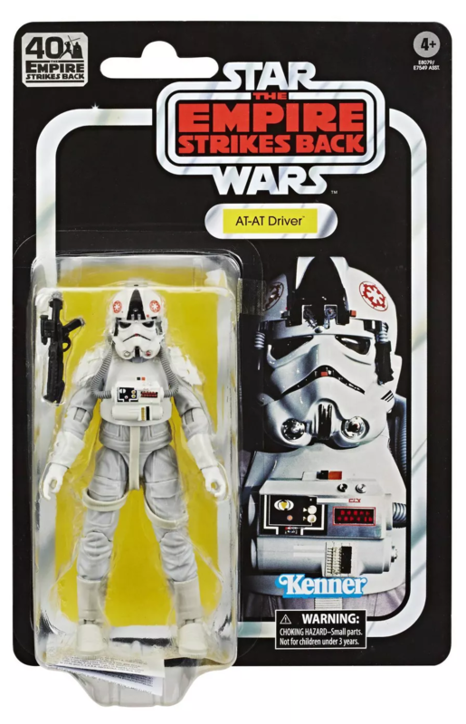 Star Wars: The Black Series Vintage Figure - ATAT Driver