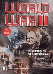 World War II (5 Disc) on DVD