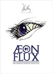 Aeon Flux: The Complete Animated Collection (3 Disc) on DVD