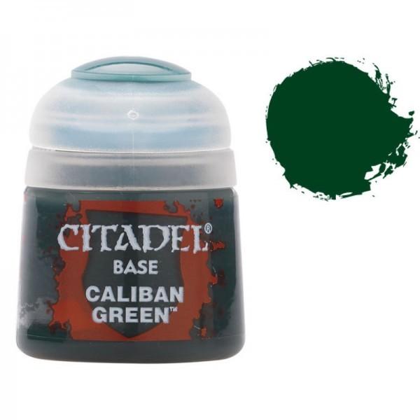 Citadel Base: Caliban Green image