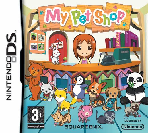 My Pet Shop for Nintendo DS