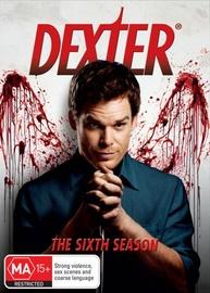 Dexter - The Sixth Season on DVD