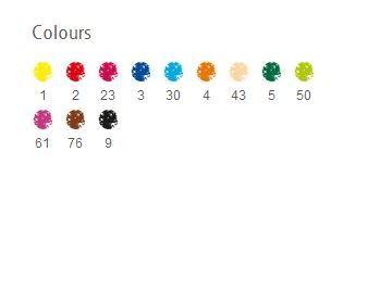 Staedtler Noris Club Colour Pencils Full Pkt12 image