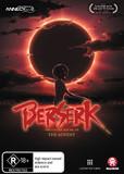 Berserk: The Golden Age Arc III - The Advent on DVD