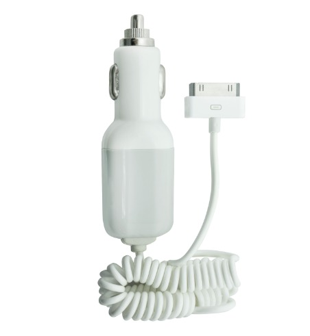 Antares Vehicle Charger - Apple 30pin Connector image