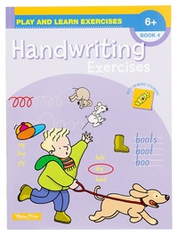 Gillian Miles - A4 Play & Learn - Handwriting: Book 4