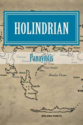 Holindrian: Or, a Journey for All Time by Panayiotis Of Panos image