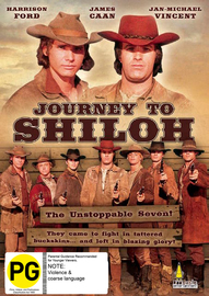 Journey To Shiloh on DVD