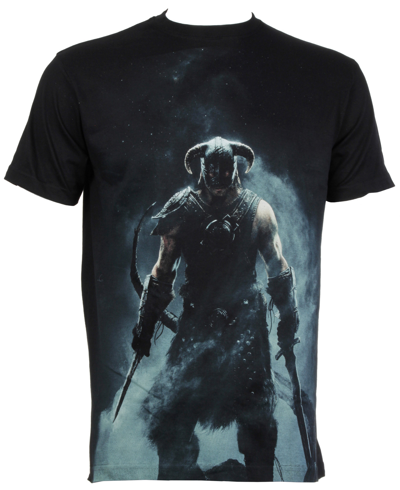 fcfe1c20 The Elder Scrolls V: Skyrim Dragonborn T-Shirt (Large) | Men's | at ...