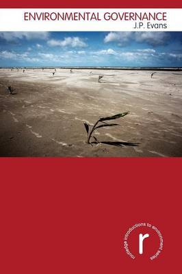 Environmental Governance by J P Evans image