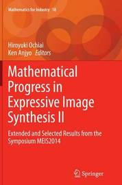 Mathematical Progress in Expressive Image Synthesis II image