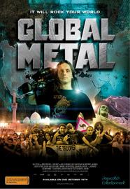 Global Metal on DVD image