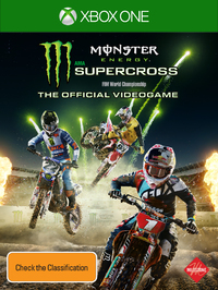 Monster Energy Supercross - The Official Videogame for Xbox One