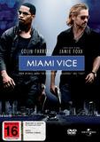 Miami Vice (2006) on DVD