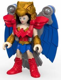Imaginext: DC Super-Friends Figures - Wonder Woman Flight Suit