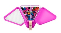 Teebee: Play & Store Toy Box - Pink