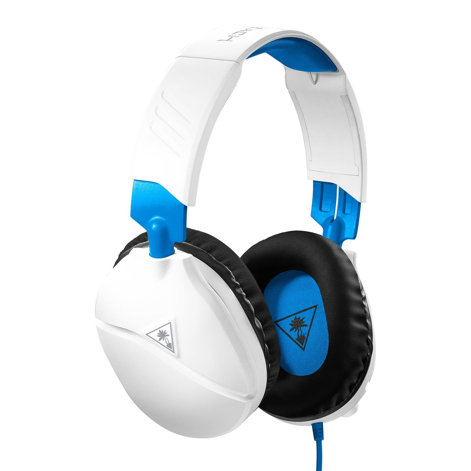 Turtle Beach Ear Force Recon 70P Stereo Gaming Headset (White) for PS4 image