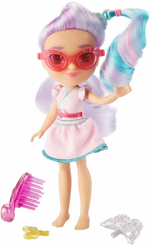 """Sunny Day: Summer Blair - 6"""" Pop-In Style Doll"""