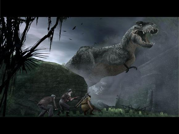 Peter Jackson's King Kong for PS2 image
