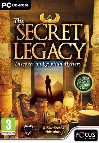 The Secret Legacy: A Kate Brooks Adventure for PC
