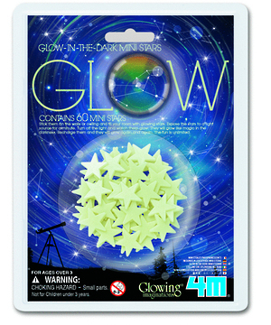 4M: Glow In The Dark Mini Stars