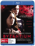 Byzantium on Blu-ray
