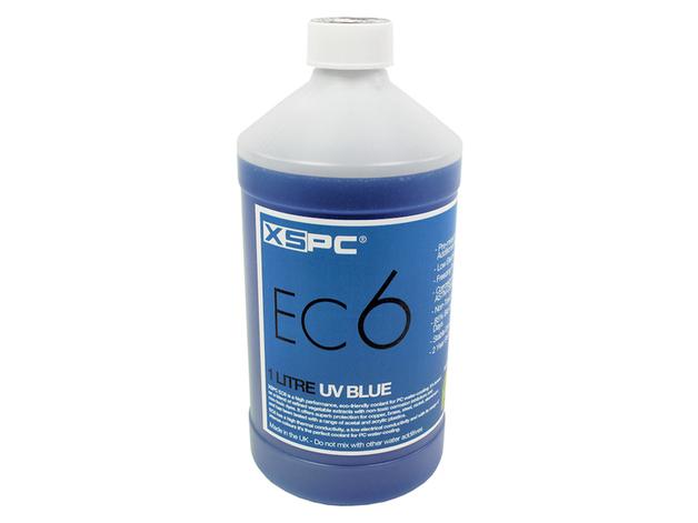 xspc ec6  XSPC EC6 Coolant (UV Blue) | at Mighty Ape NZ