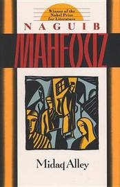 Midaq Alley by Naguib Mahfouz image