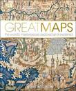 Great Maps: The world's finest maps explored and explained. by Jerry Brotton