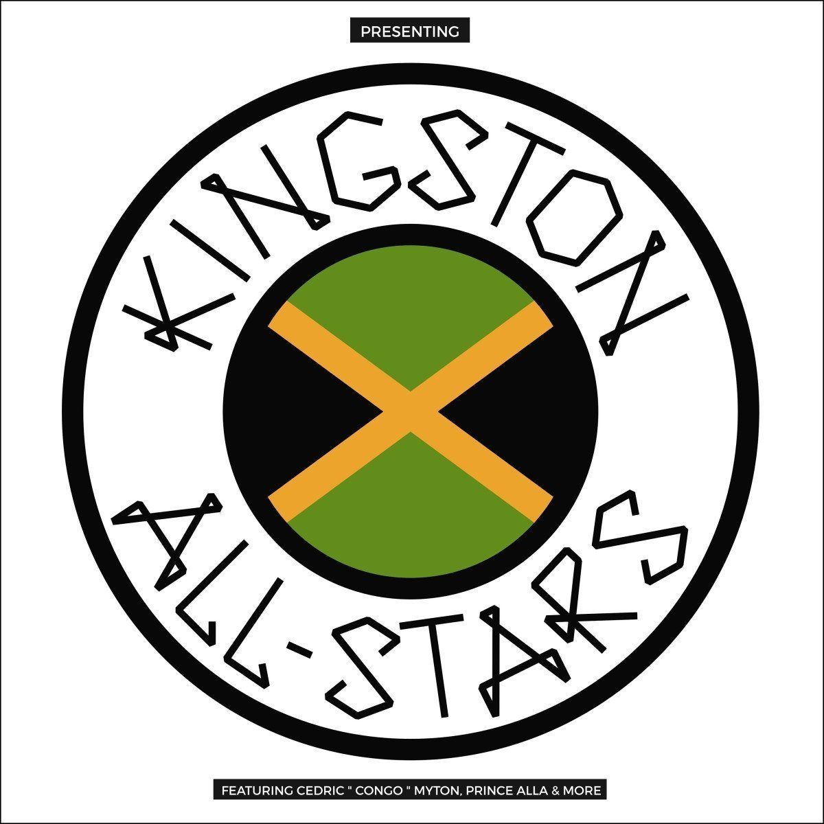 Presenting Kingston All-Stars [Limited Edition] (LP) by Kingston All-Stars image
