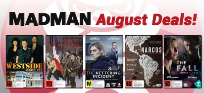 Madman August Specials - Up to 50% off!