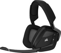 Corsair Void PRO RGB Wireless Gaming Headset (Black) for PC