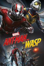 Antman And The Wasp Unite Maxi Poster (828)