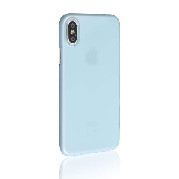 Kase Go Original iPhone X Slim Case -Blue Monday