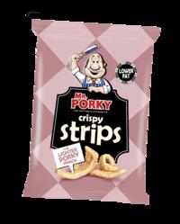 Mr Porky Crispy Strips 40g image