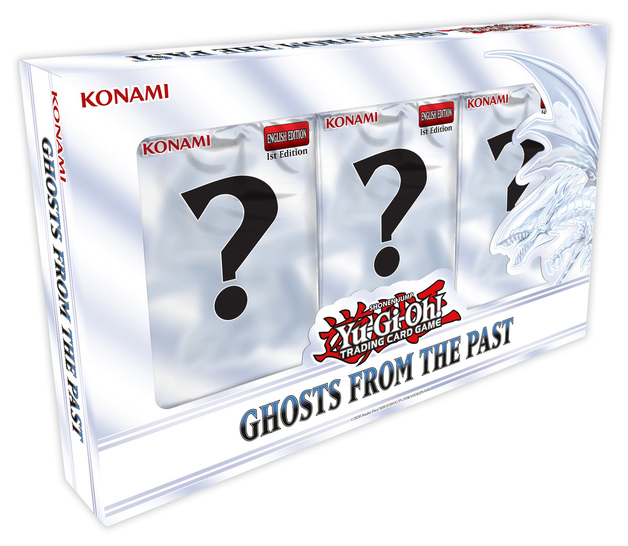 Yu-Gi-Oh! Ghosts From the Past Box Set (15 Cards)