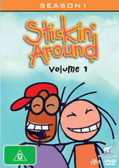 Stickin' Around: Vol 1 on DVD