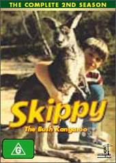 Skippy - Complete Series 2 on DVD