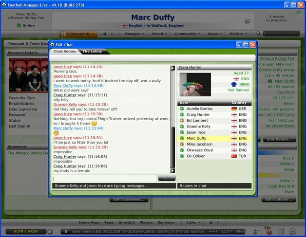Football Manager Live for PC Games