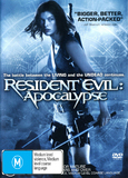 Resident Evil 2 - Apocalypse on DVD