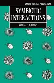 Symbiotic Interactions by A.E. Douglas image