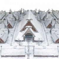 Heorot Great Saga Hall image