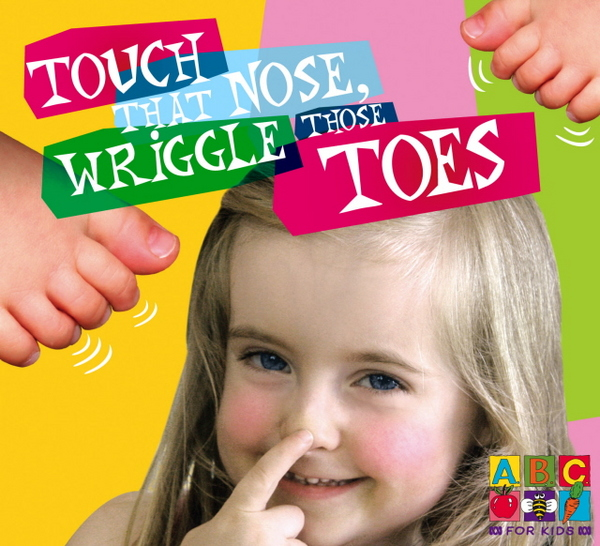 Touch That Nose, Wriggle Those Toes by ABC for Kids image