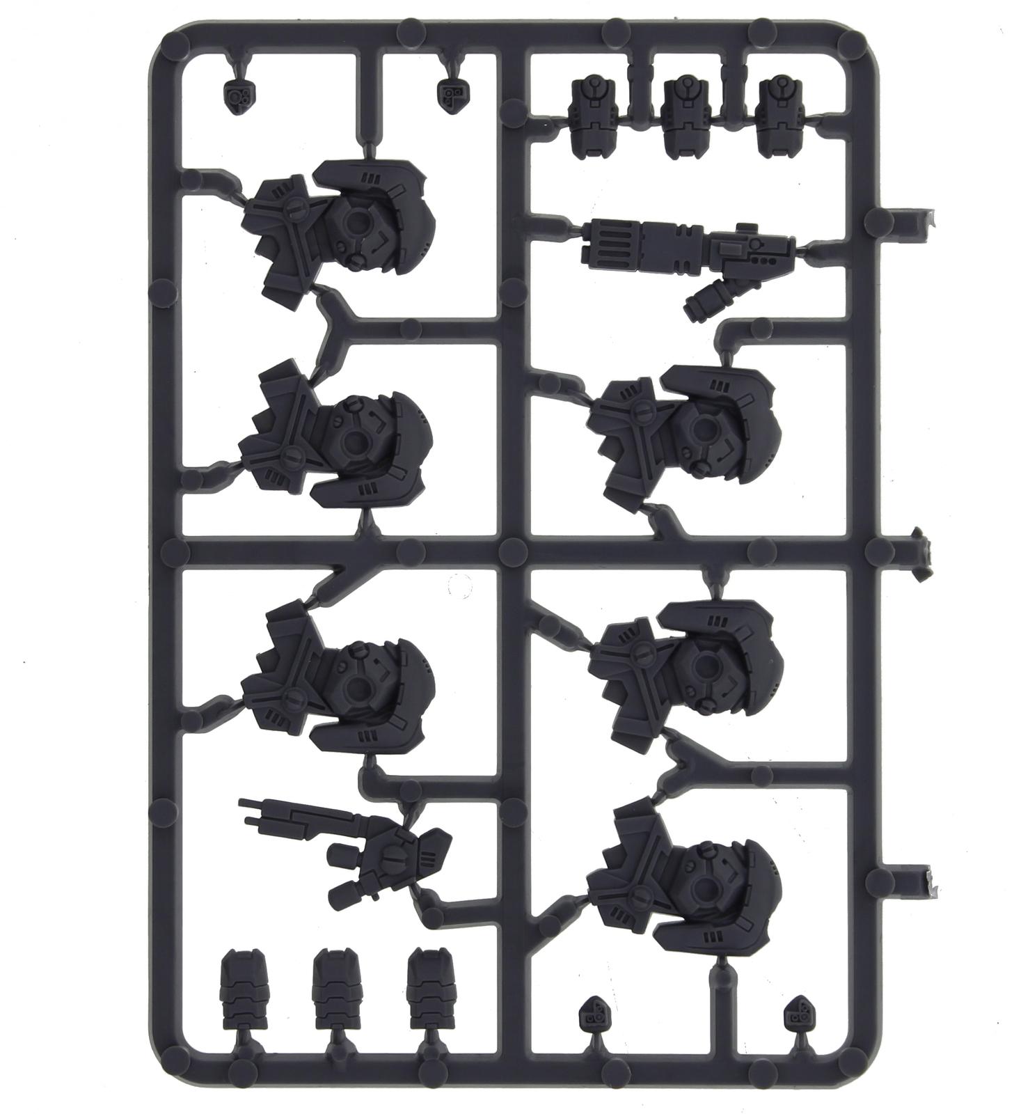 Warhammer 40,000 Tau XV25 Stealth Battlesuits image