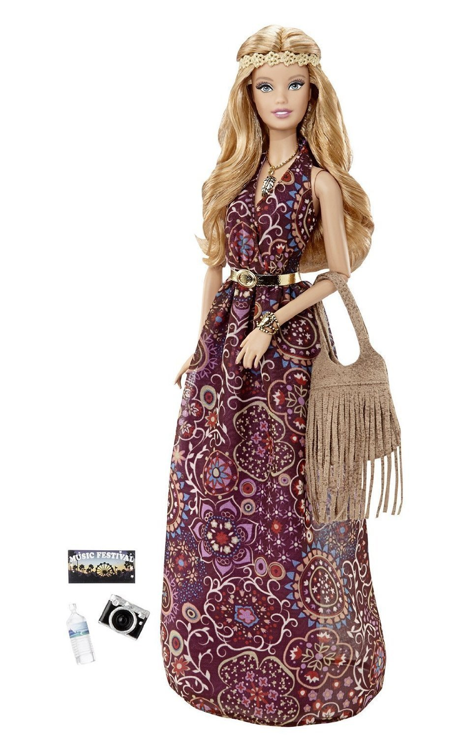 barbie doll. The Barbie Look: Music Festival - Doll Image
