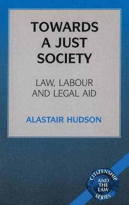 Towards a Just Society by Alastair Hudson image