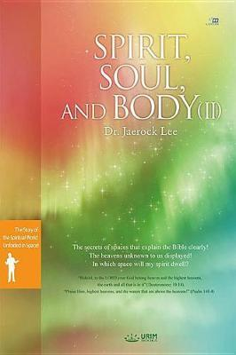 Spirit, Soul and Body V2 by Jaerock Lee image