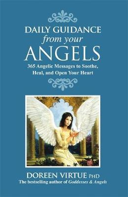 Daily Guidance From Your Angels Oracle Cards by Doreen Virtue image